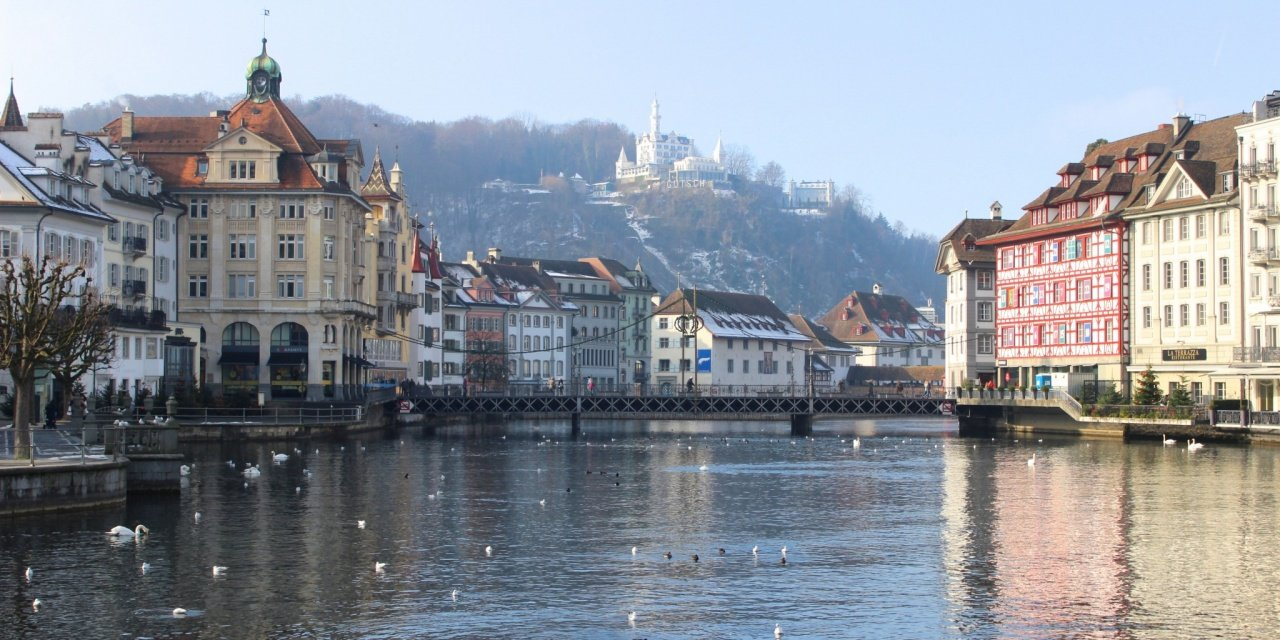 Time stopped for a weekend in Lucerne