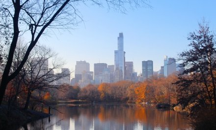 Autumn in the Big Apple : New York Mood