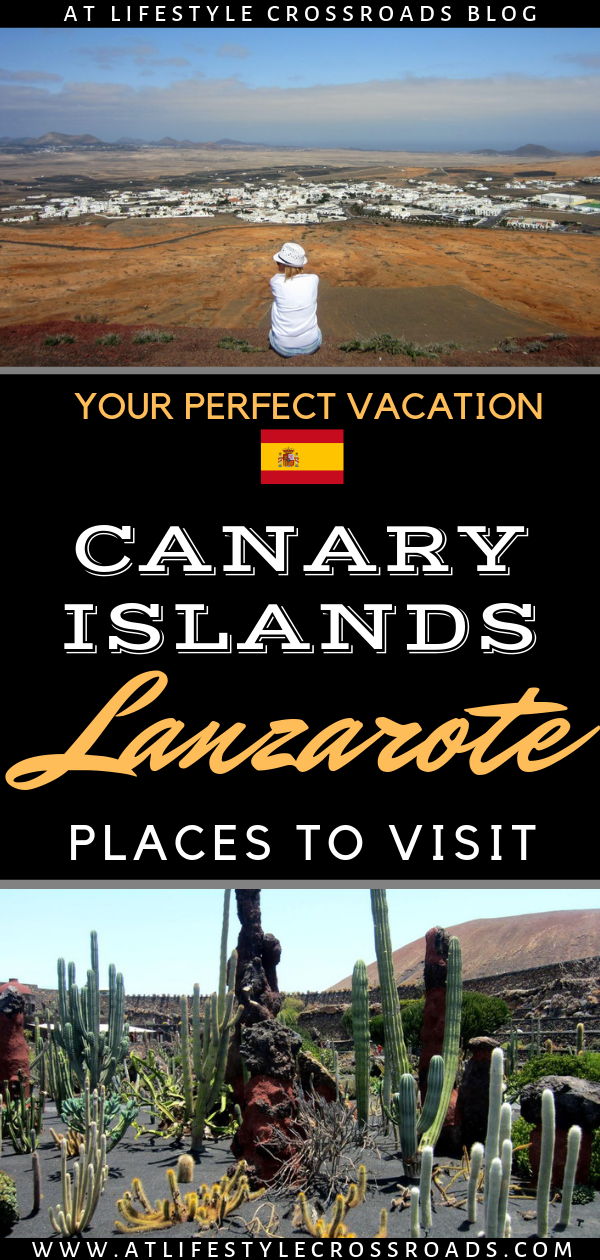 Top things to do in Lanzarote #canaryislands #travel #guide #spain #lanzarote #vacation #traveltips #bestbeaches #fuerteventura