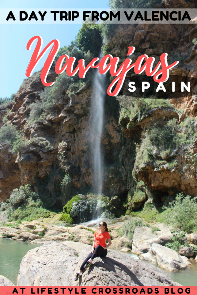 The Legend of Bride´s Jump in Navajas Valencia, Spain #navajas #spain #valencia #waterfall #hike #nature
