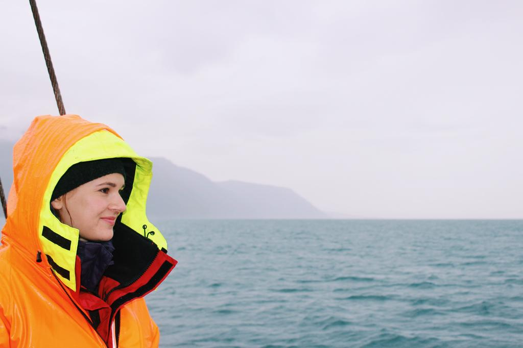 Iceland: Whale Watching in The Rain