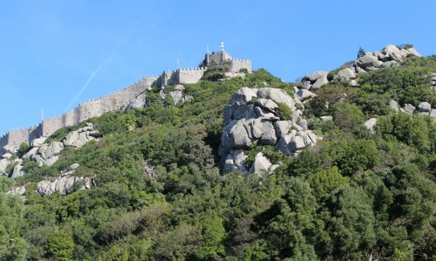 Falling in love with Sintra