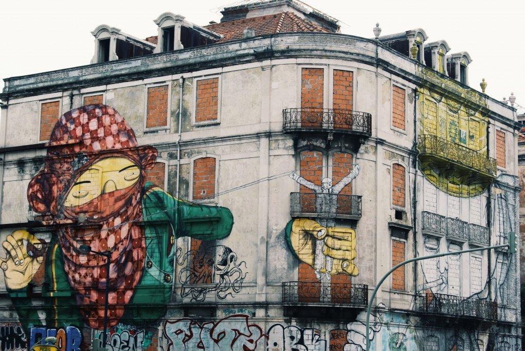 street art lisbon