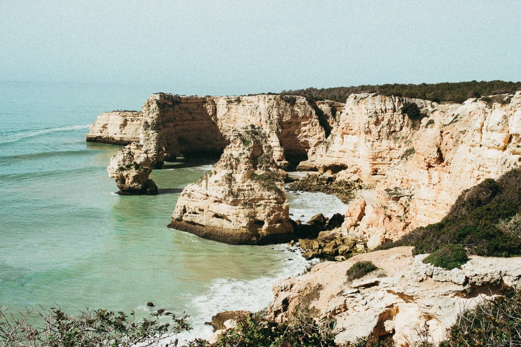 Two days in Portugal: The Algarve Route #portugal #algarve #travel #destinations #europe #guide #mustsee #places