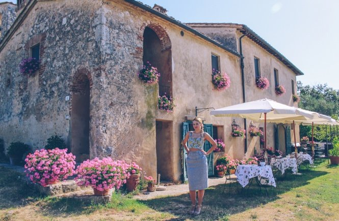 Toscana: 3 Days Under the Tuscan Sun