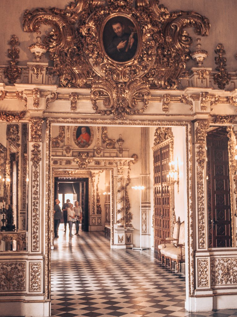 Art Lovers: The Ducal Palace of Gandia #valencia #spain #gandia #travel #guide #palace #ducal #borja #borgia #art #artlovers