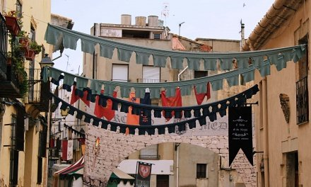 Medieval Fairs in Spain: Sant Mateu