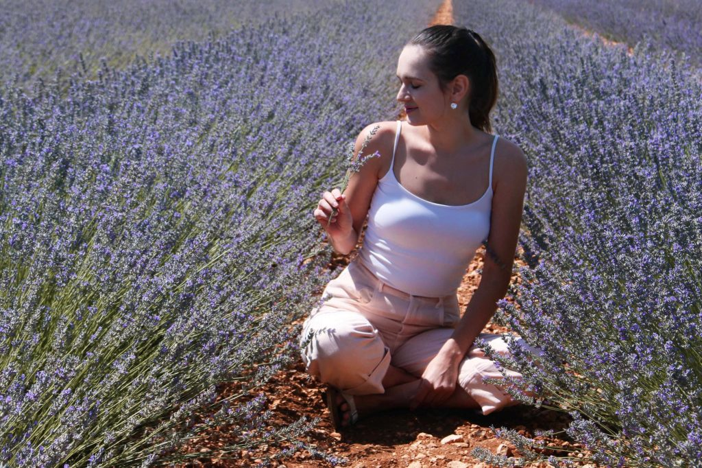 Where to find lavender fields in Spain? #spain #lavender #fields #europe #travel #destinations
