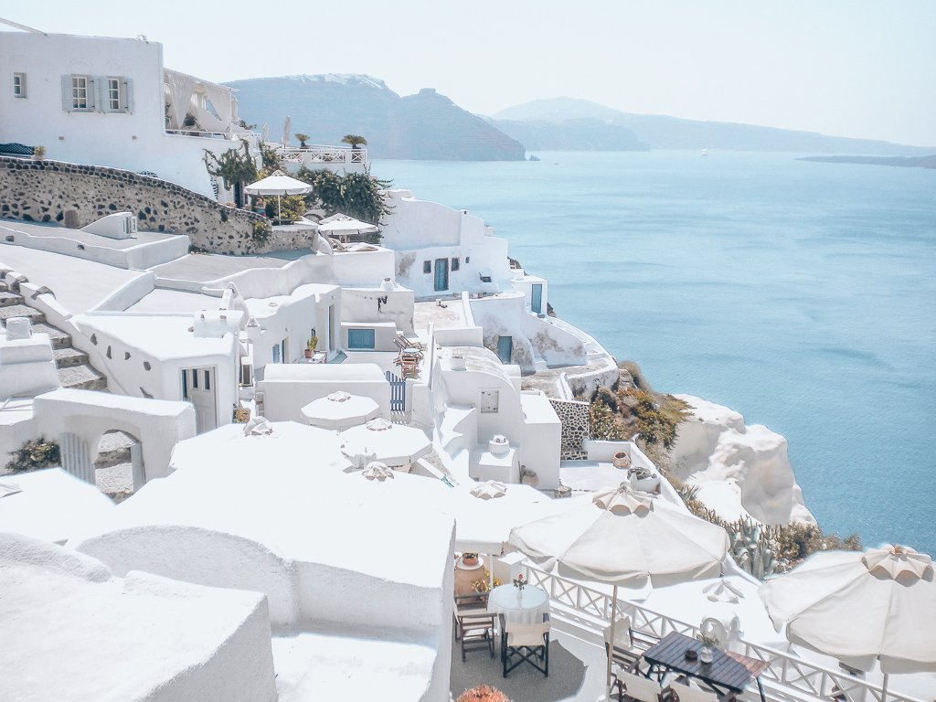 Oia, Santorini - Greek Islands