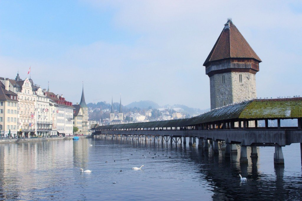 A weekend in #Lucerne was one of the most magical winter travel experiences in my life! Check some of the most beautiful pictures from my trip to #Switzerland!