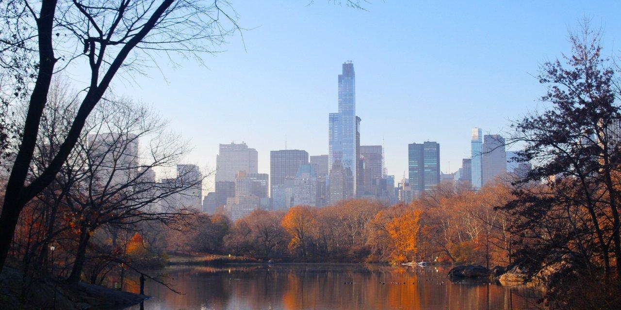 Autumn in the Big Apple : New York Mood