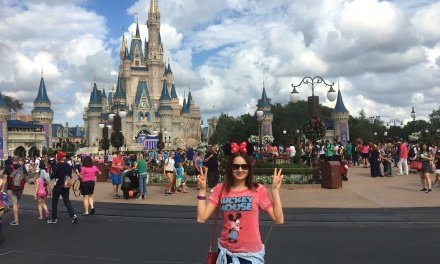 My Magical Vacation: Disney + Harry Potter