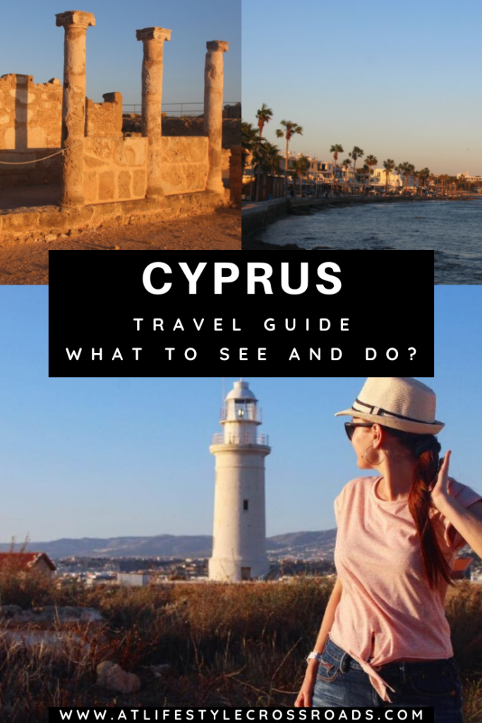 Top things to see and do in Cyprus - Cyprus Travel Guide for Pinterest