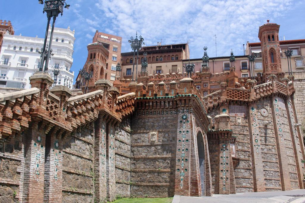 Escalinata Neomudejar, Teruel, Spain