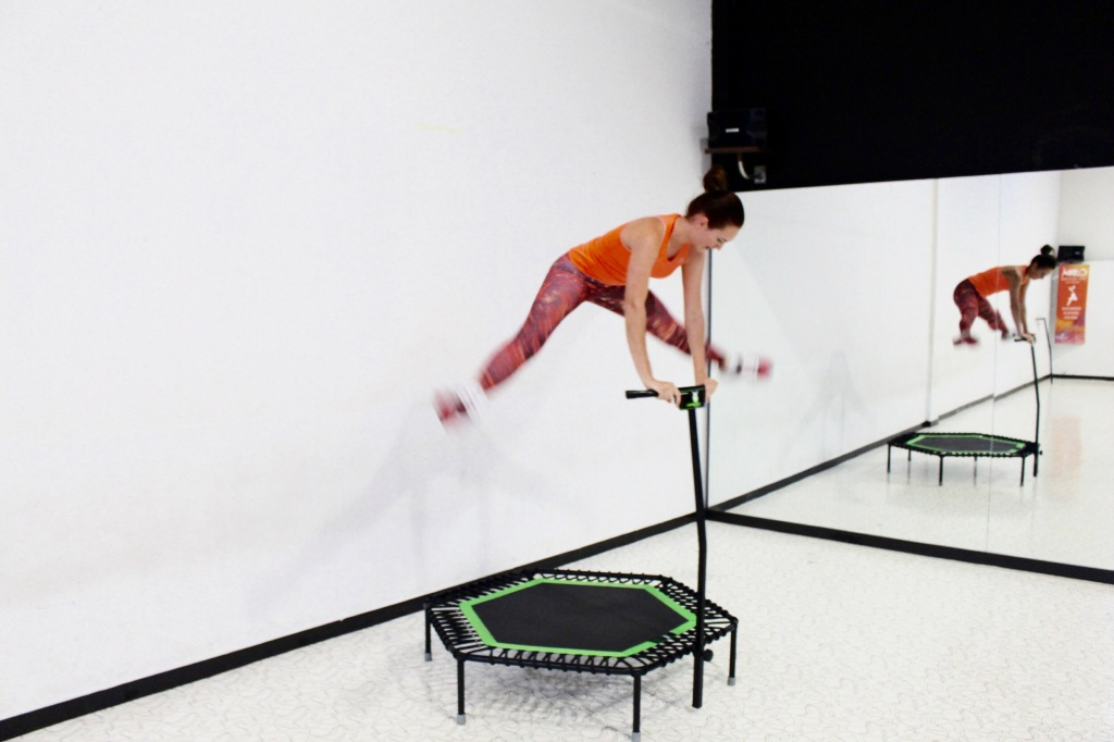 Trampoline Workout: Get Ready to Jump
