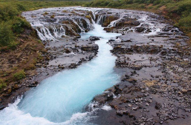 World of Waterfalls: Icelandic Natural Wonders