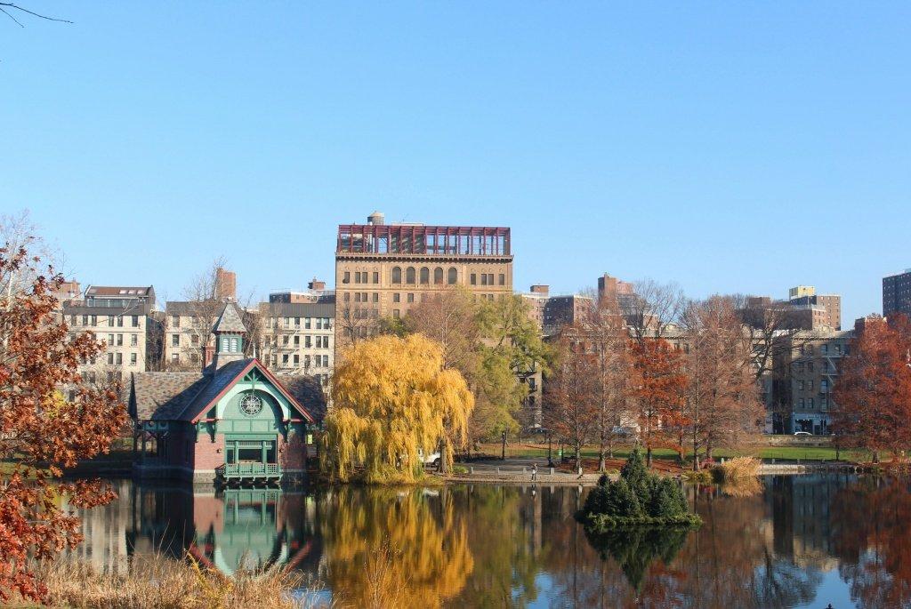Central Park North, Autumn New York