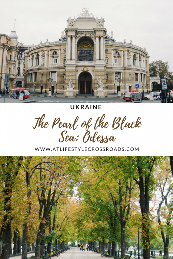 The most beautiful places to visit in Odessa, Ukraine