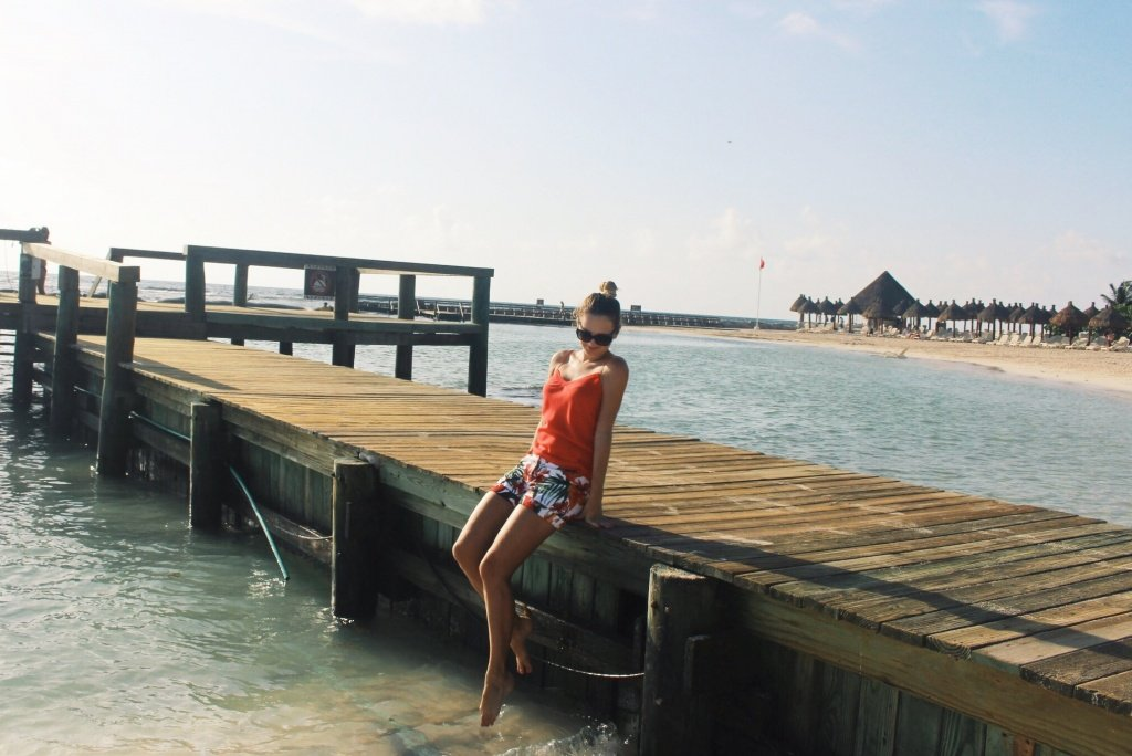 Riviera Maya in Mexico was on my travel bucket list for a while. It´s one of the most popular holiday destinations around the world, how could an avid traveler miss it? Check my Riviera Maya travel story. #mexico #travel #rivieramaya #playadelcarmen