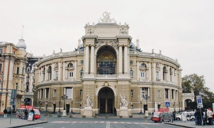 The Pearl of the Black Sea: Odessa