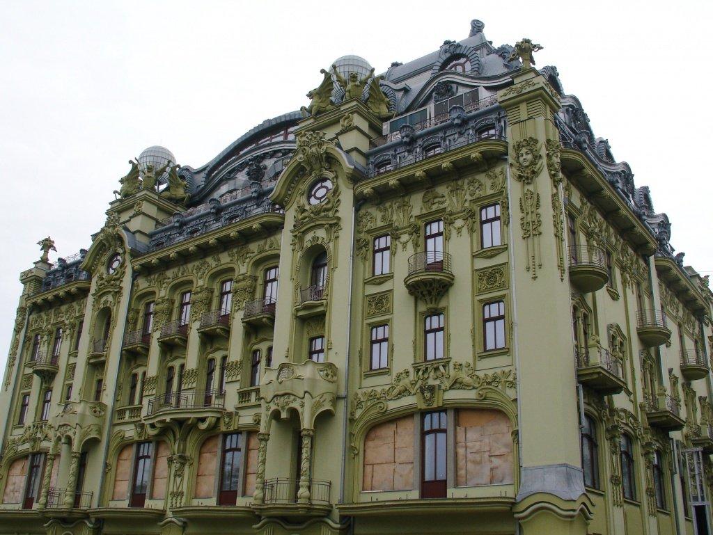 Deribasivska Street Odessa