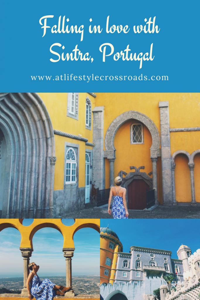 Visiting Sintra in Lisbon: All you need to know - Pin for Pinterest