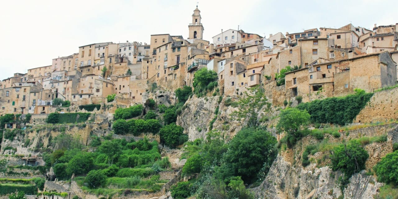 Beautiful villages in Spain: Bocairente