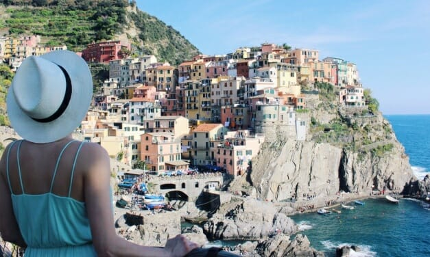 An Italian Vacation: A Beautiful Nightmare in Liguria