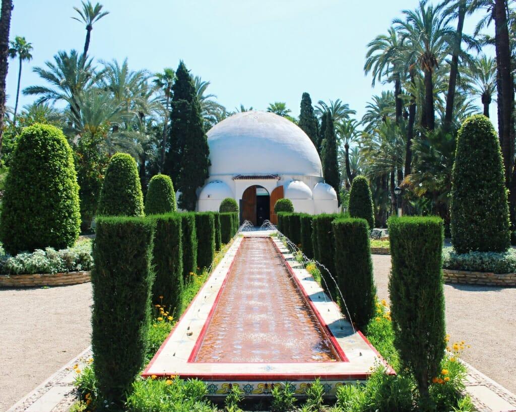 Parque Municipal - Elche, Spain