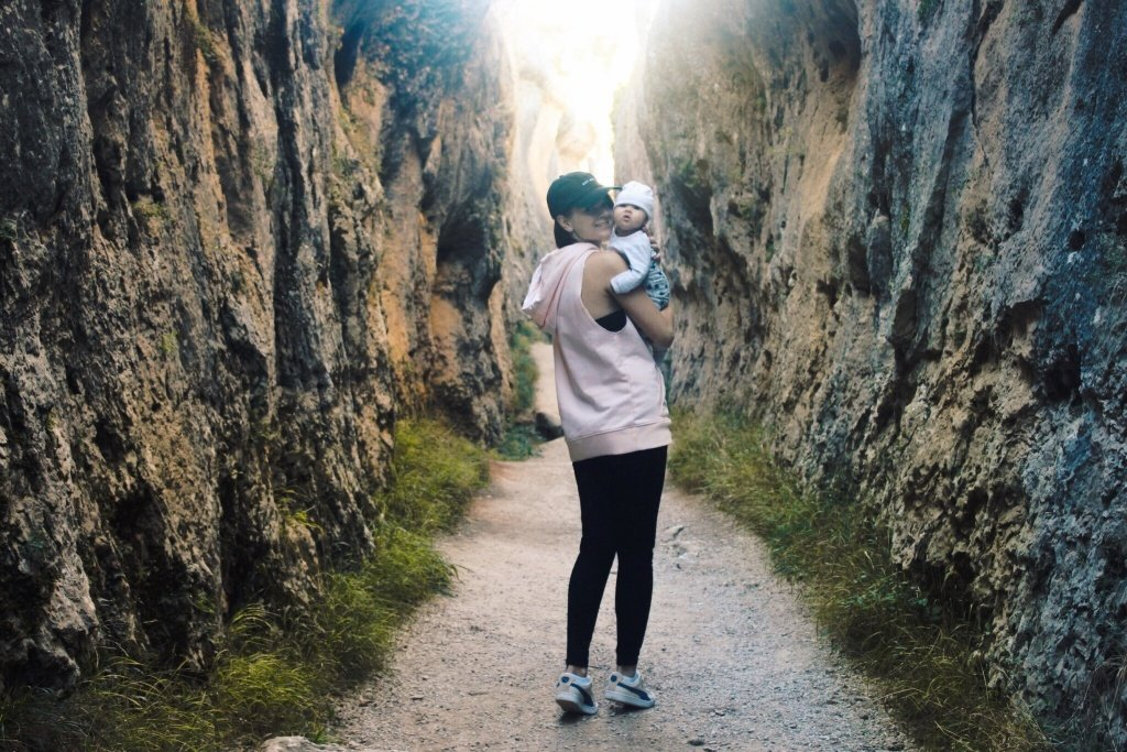 Traveling with a baby to The Enchanted city of Cuenca in Spain