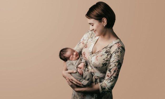 Personal Post: A Newbie Mom