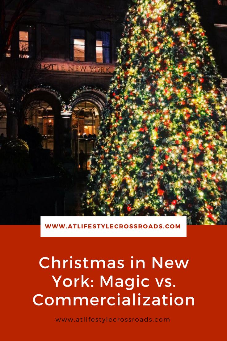Christmas in New York - Pinterest