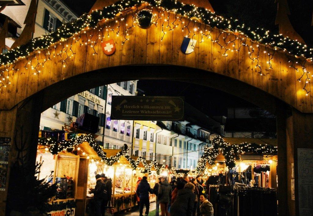 Fairytale Christmas in Switzerland: Top 3 Cities