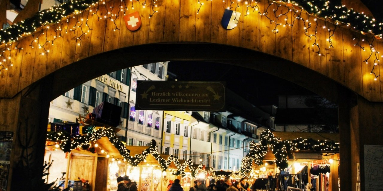 Christmas In Switzerland.Fairytale Christmas In Switzerland Top 3 Cities