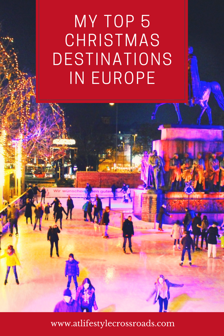 Christmas in Europe: Top 5 Destinations - Pinterest