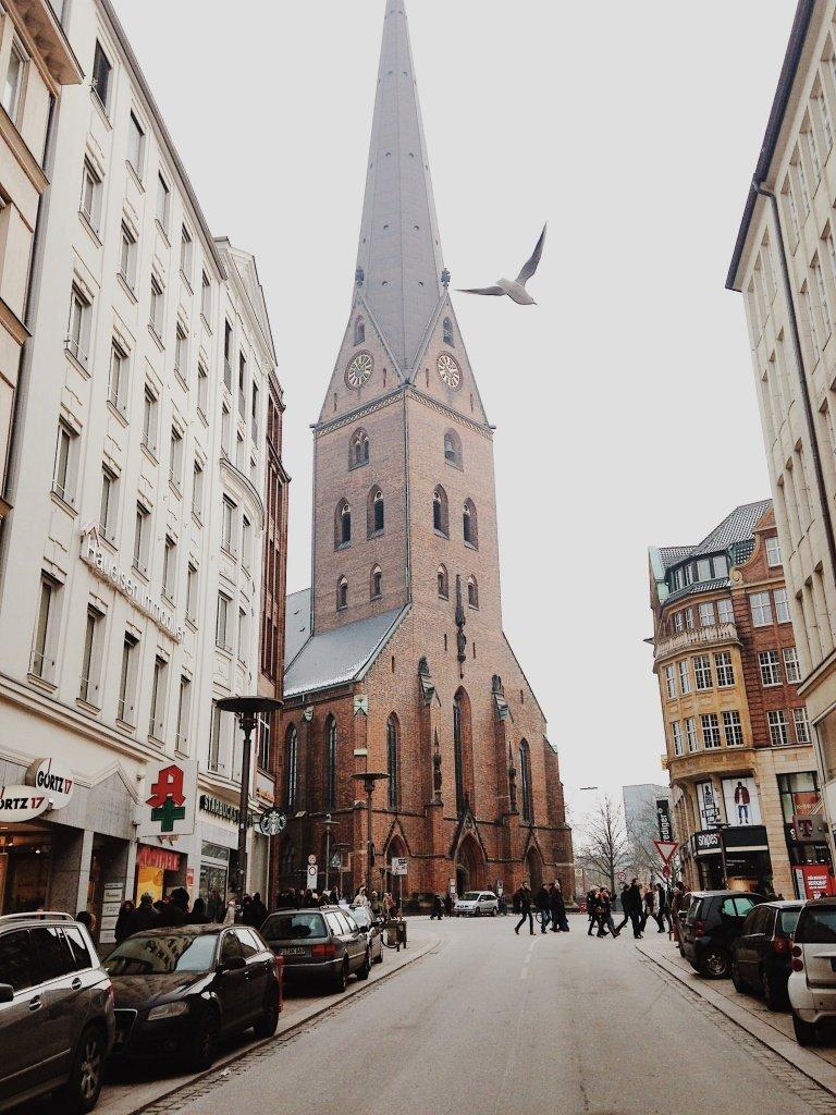 Mönckebergstraße in Hamburg