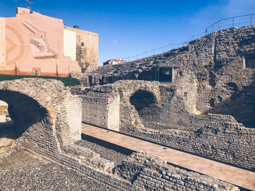 The Roman Circus in Tarragona