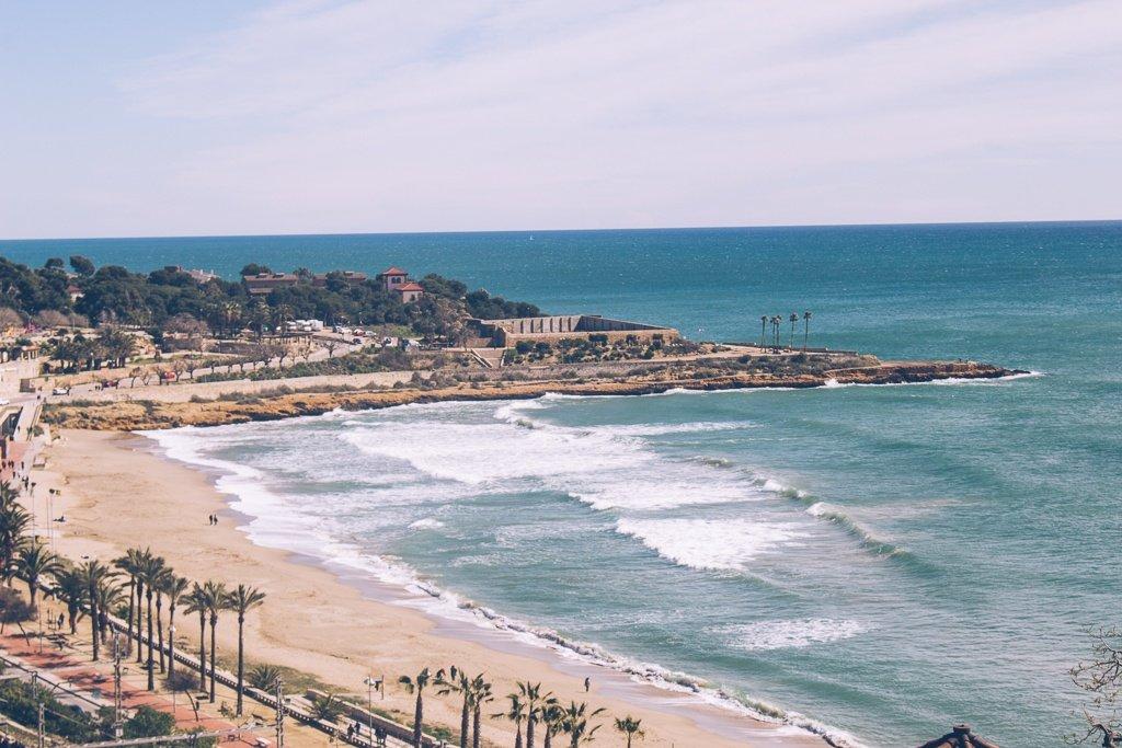El Balcó del Mediterrani in Tarragona