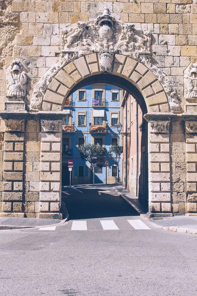 Portal San Antoni in Tarragona