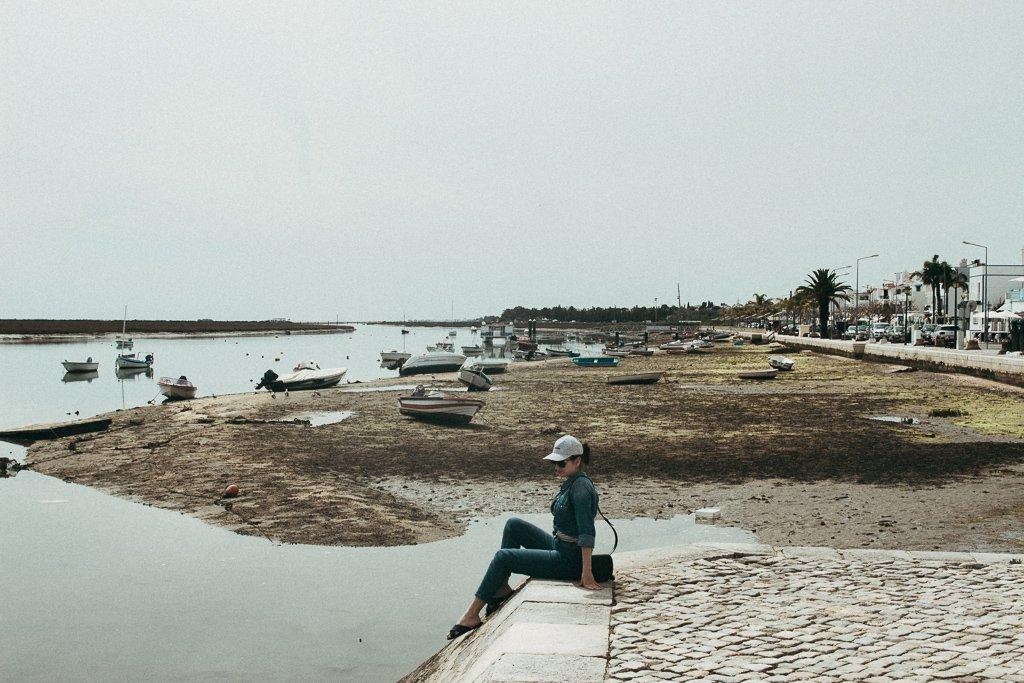 Santa Luzia, Algarve, Portugal