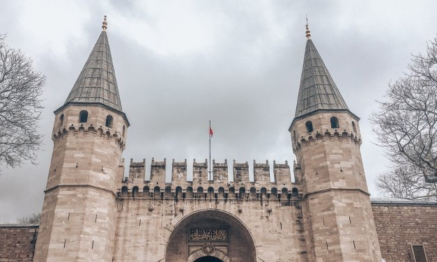 Topkapi Palace : Istanbul´s most visited site