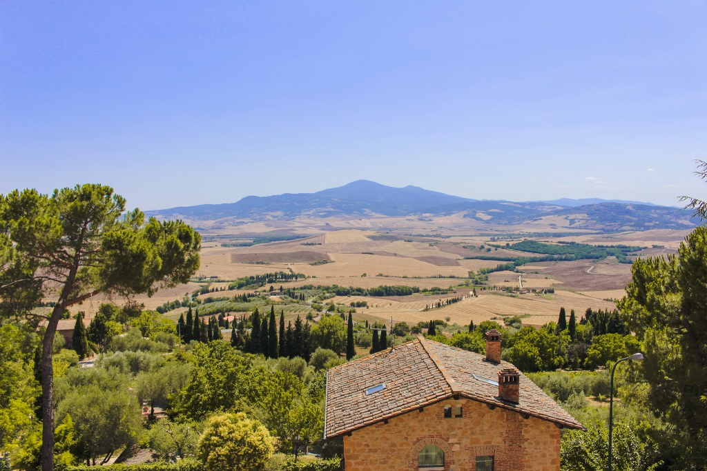 Views of Tuscany, Italy