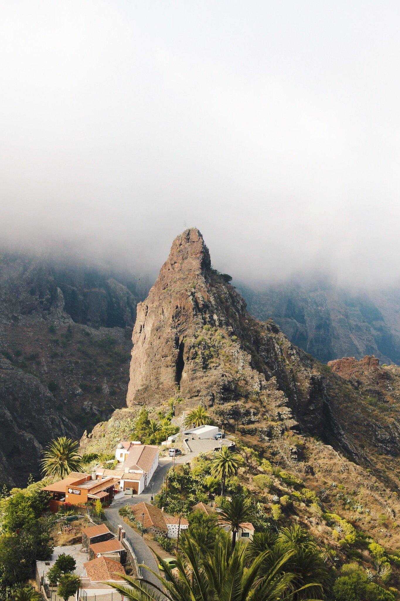 Masca, Tenerife, Canary Islands