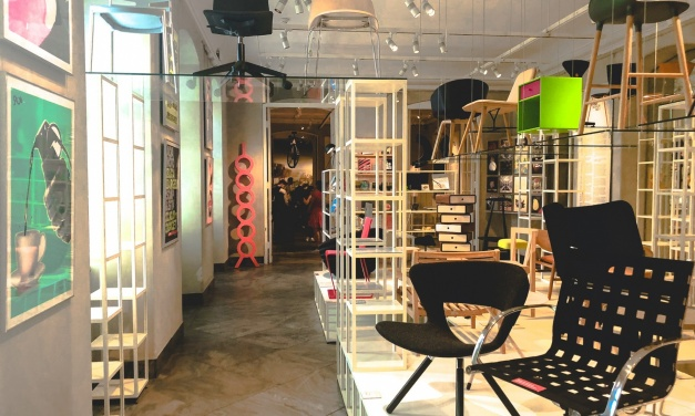 Art Lovers: Chairs, Jewels and Islamic Art in Copenhagen