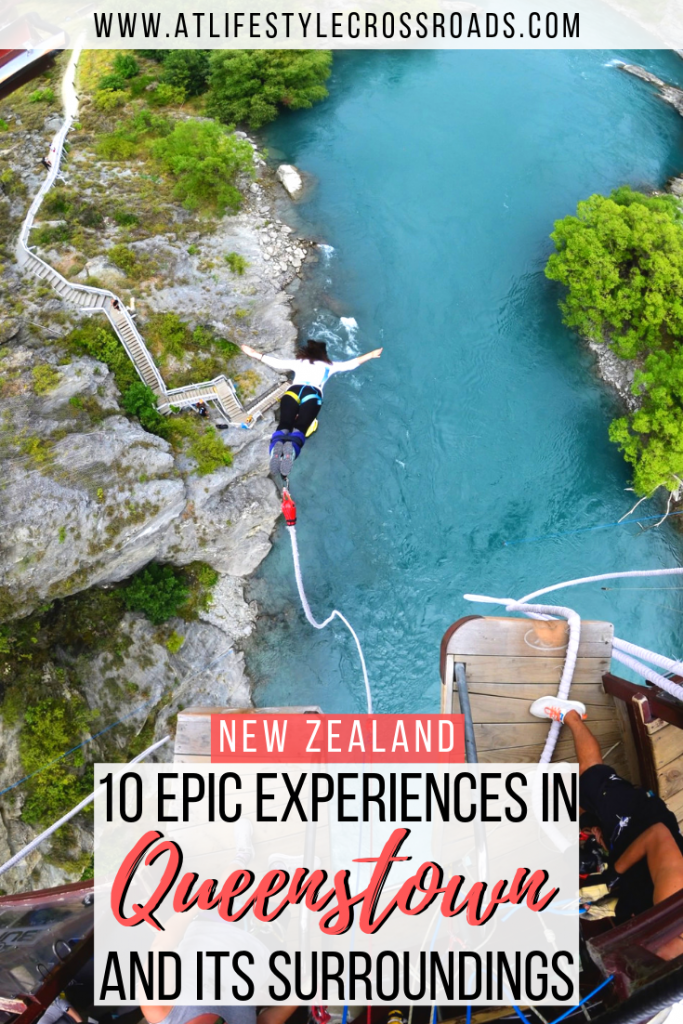 10 Epic Experiences in Queenstown and its Surroundings, New Zealand - Pinterest