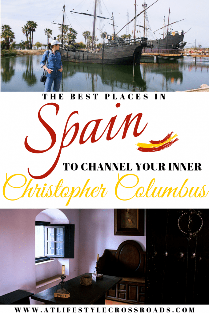 Columbus Historical Sites in Spain - Pinterest