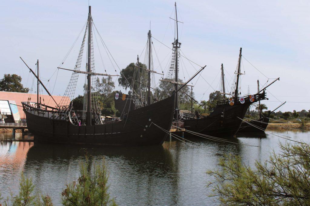 Museo de Carabelas Huelva Spain