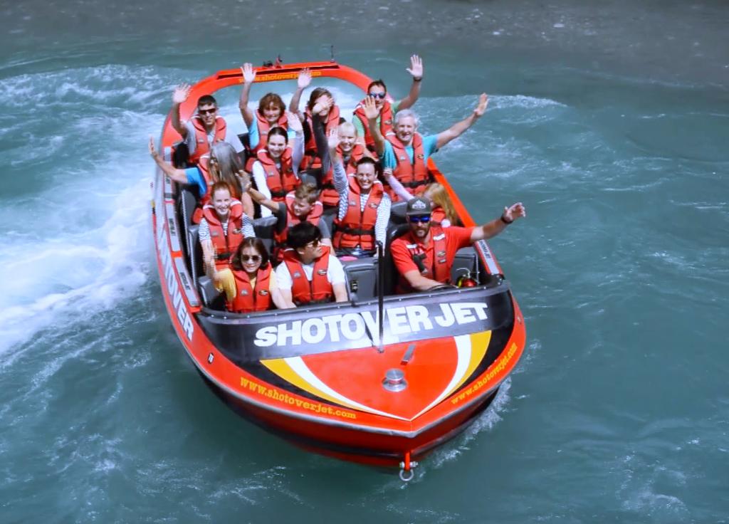 Shotover Jet New Zealand