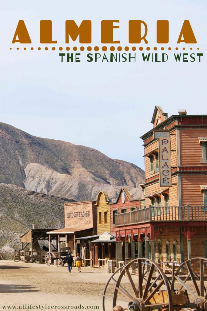 Visiting the Spanish Wild West in Almeria, Spain