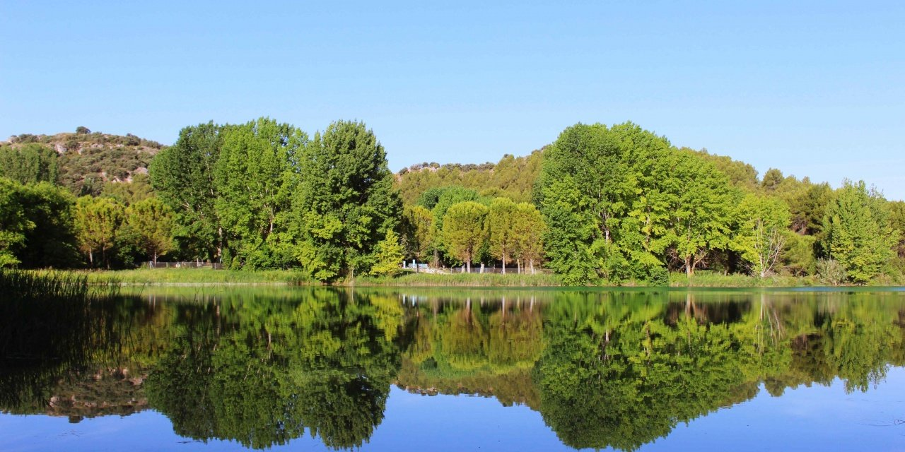 An Oasis of Greenery: Lagunas De Ruidera Natural Park